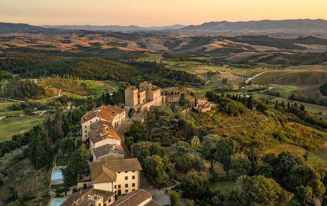 Il Castelfalfi Toscana Golf Resort