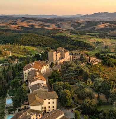 IGolfreisen: l Castelfalfi Toscana Golf Resort