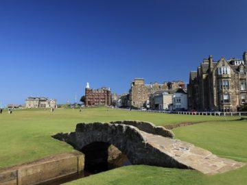 Golfreisen: St Andrews Old Course Schottland