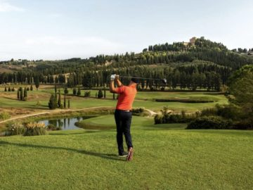 Castelfalfi Toscana Golf Resort