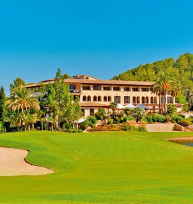 Golfreisen: Arabella Hotel