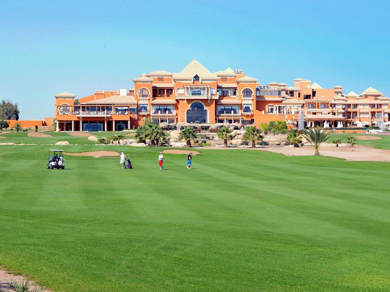 The Cascades Golf Resort, Spa & Thalasso Soma Bay Ägypten