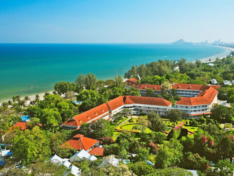 Golfreisen: Centara Grand Beach Resort & Villas Hua Hin Thailand
