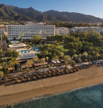 Golfreisen: Hotel Gran Melia Don Pepe Spanien