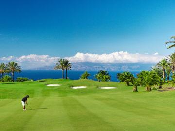 Golfreisen: Hotel Jardin Tropical Teneriffa