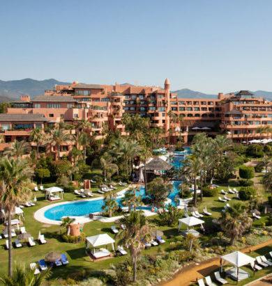 Golfreisen: Hotel Kempinski Bahia Marbella Estepona Spanien