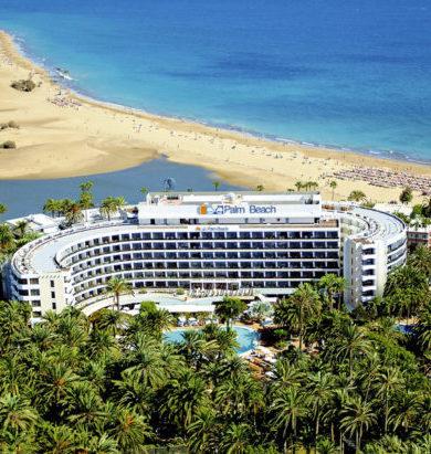 Golfreisen: Hotel Seaside Palm Beach Kanarische Inseln