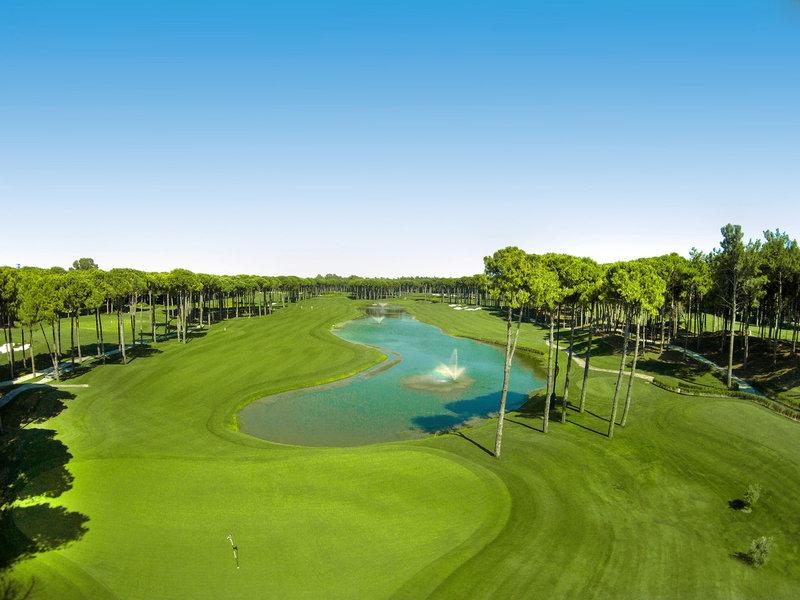 Regnum Carya Golf & Spa Resort Belek Südtürkei