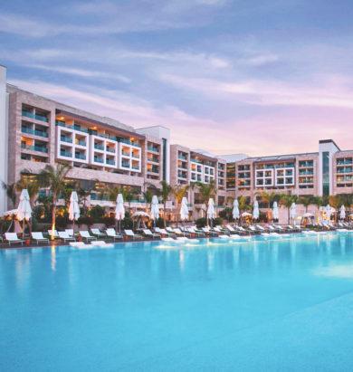 Golfreisen: Regnum Carya Golf & Spa Resort Belek Südtürkei