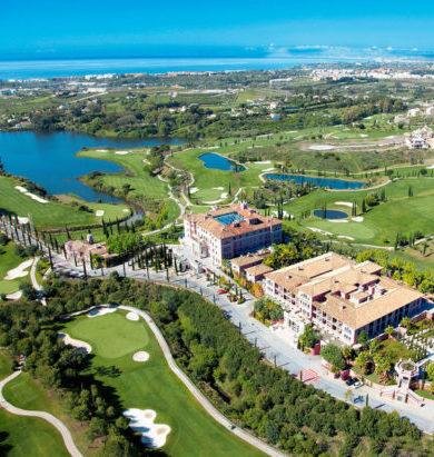 Golfreisen: Hotel Anantara Villa Padierna Palace Spanien