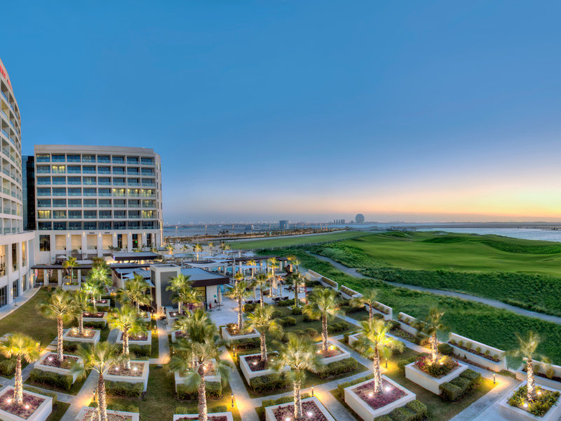 Crowne Plaza Abu Dhabi Yas Island Emirate