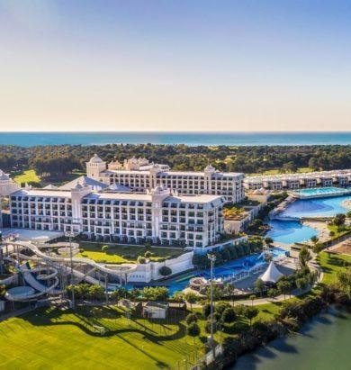 Golfreisen: Titanic Deluxe Golf Resort Belek Südtürkei
