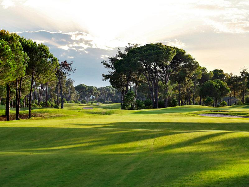 Gloria Serenity Golf Resort Belek Südtürkei