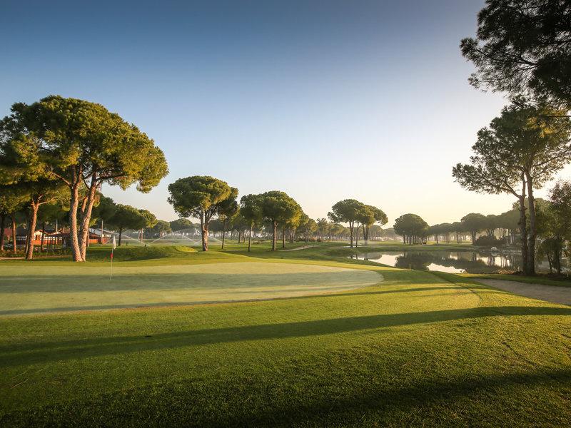 Golfreisen: ROBINSON CLUB NOBILIS Belek Südtürkei