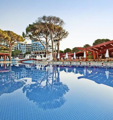 Golfreisen: Cornelia De Luxe Resort Belek Südtürkei