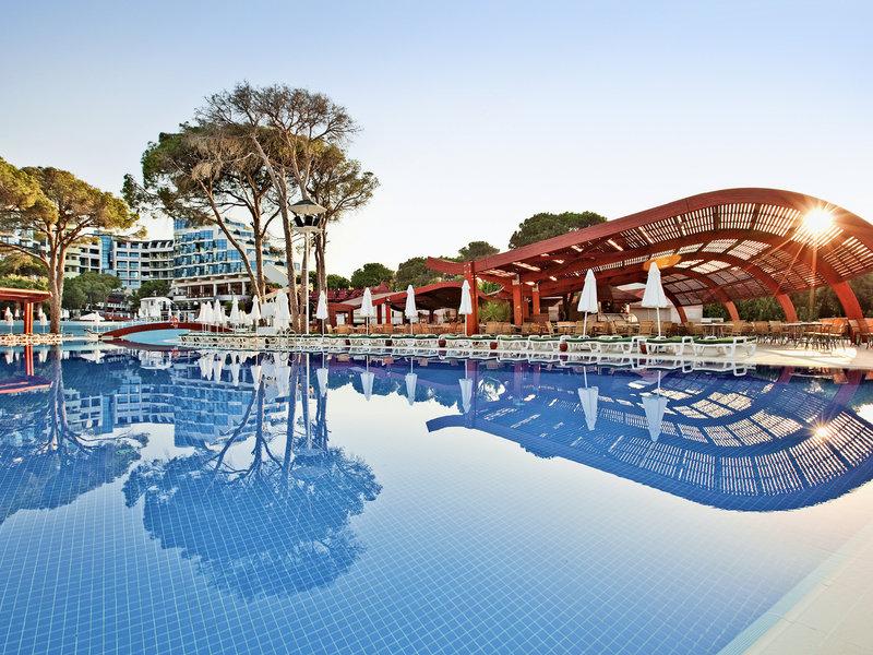 Cornelia De Luxe Resort Belek Südtürkei