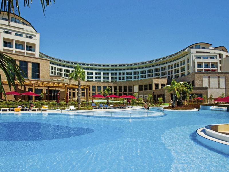 Kaya Palazzo Golf Resort Belek Südtürkei