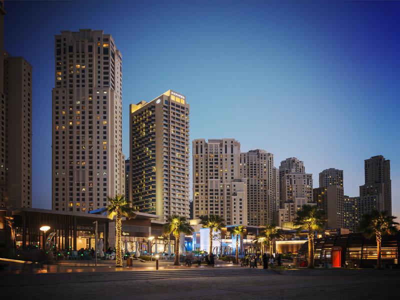 Sofitel Dubai Jumeirah Beach Emirate