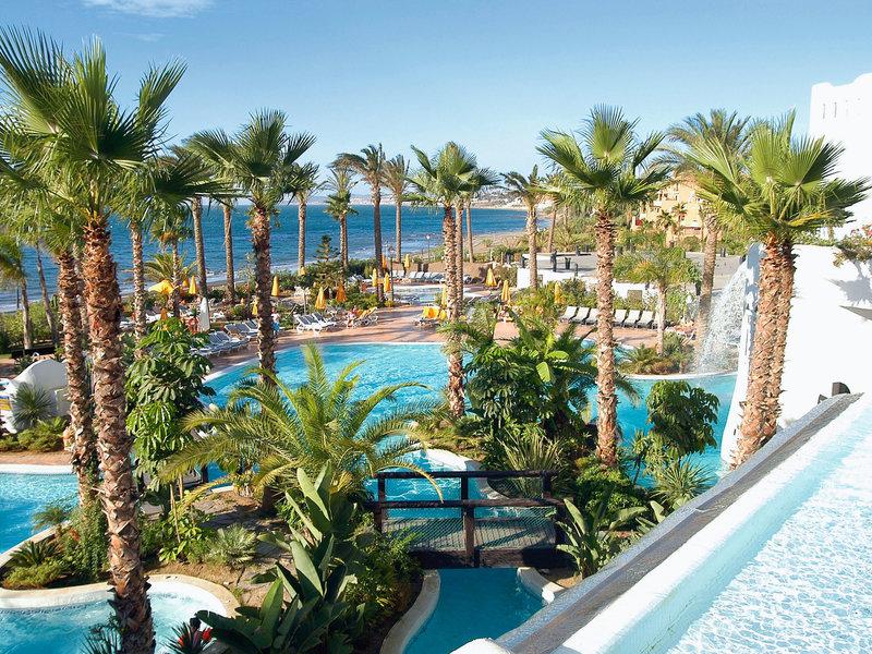 Golfreisen: Hotel H10 Estepona Palace Spanien