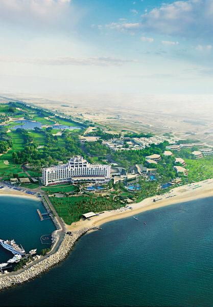 JA Beach The Jebel Ali Dubai Emirate