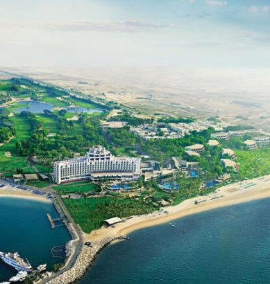 Golfreisen: JA Beach The Jebel Ali Dubai Emirate