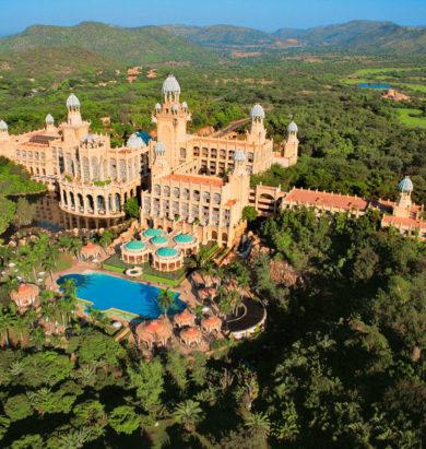 Golfreisen: The Palace Sun City Südafrika