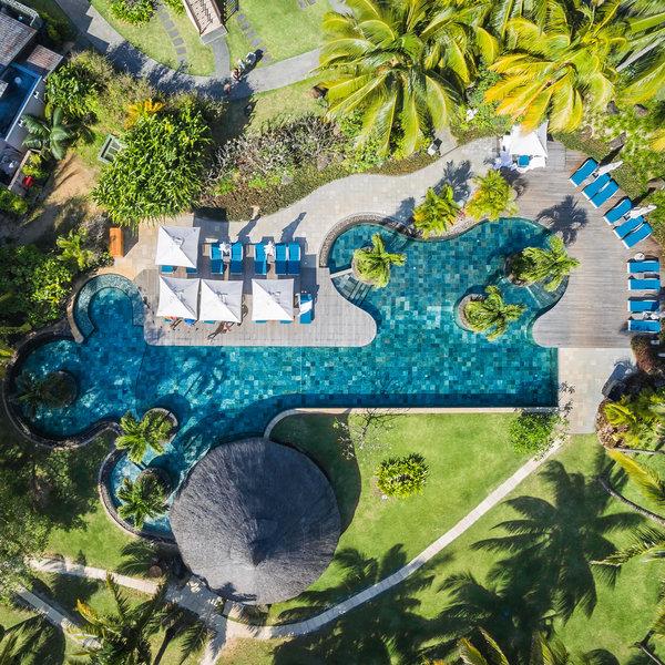 Golfreisen: Lux Le Morne Mauritius
