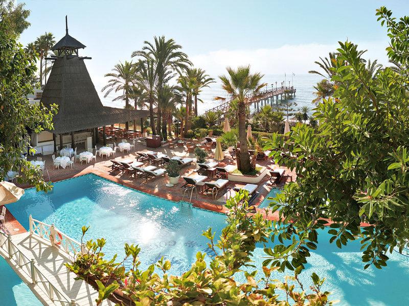 Golfreisen: Hotel Marbella Club Resort & Spa Spanien