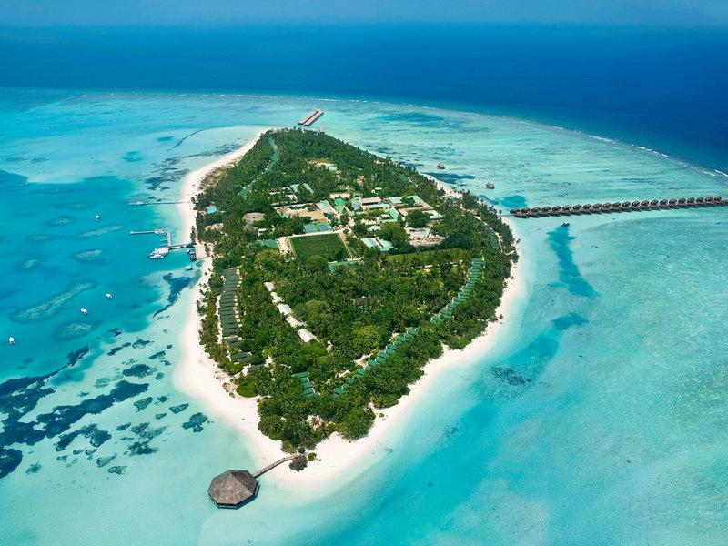Meeru Island Resort & Spa Malediven