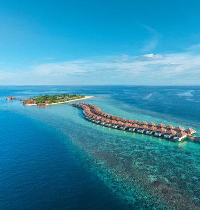 Golfreisen: Hurawalhi Resort Maldives