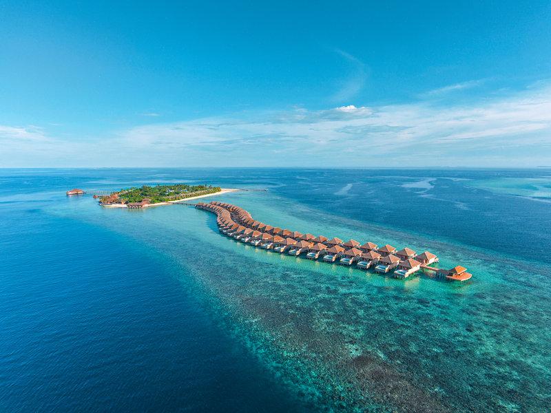 Hurawalhi Resort Maldives Malediven