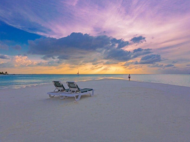 Golfreisen: Meeru Island Resort & Spa Malediven