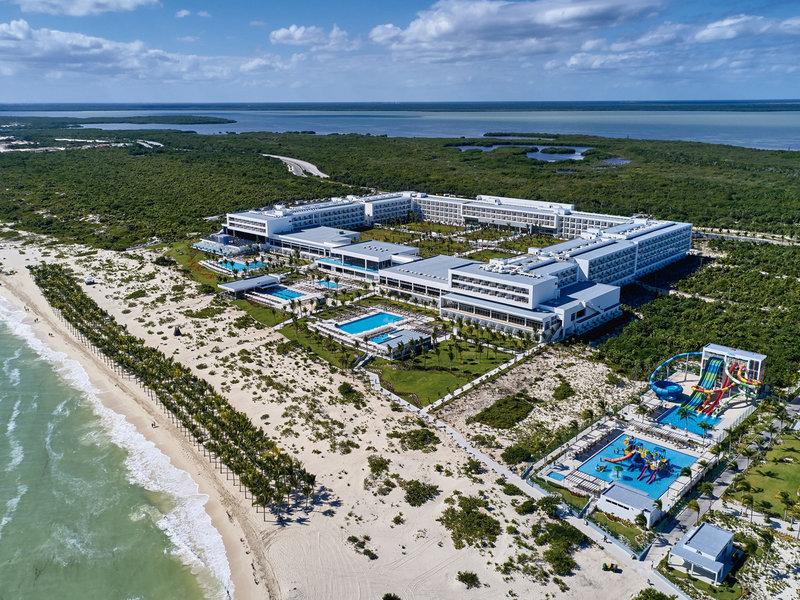 Golfreisen: Hotel Riu Palace Costa Mujeres