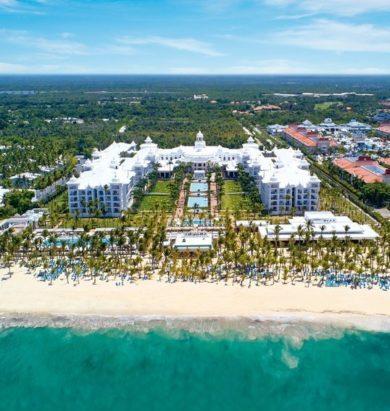Golfreisen: Hotel Riu Punta Cana Dominikanische Republik