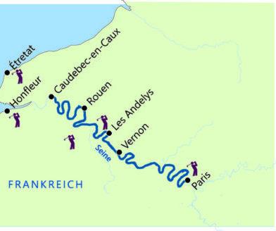 Flussreise Golf Reisen