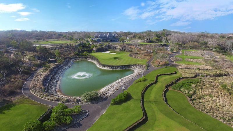 Golfreisen mit INFINITI GOLF Luxus Reise Bali