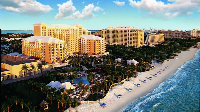 Golfreisen mit INFINITI GOLF - Ritz Carlton Key Biscayne Florida Miami