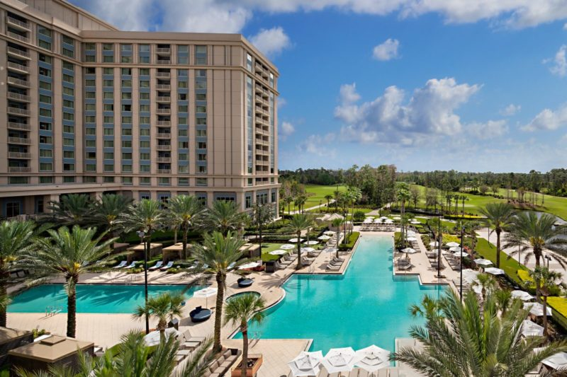 Golfreisen mit INFINITI GOLF - Waldorf Astoria Orlando Florida