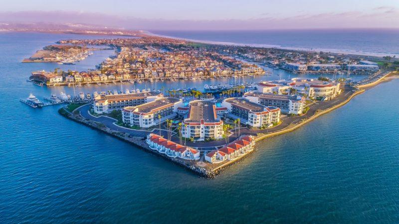Golfreisen mit INFINITI GOLF - Loews Coronado Bay Resort San Diego USA