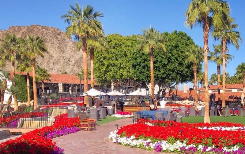 Golfreisen mit INFINITI GOLF - La Quinta Resort Kalifornien USA