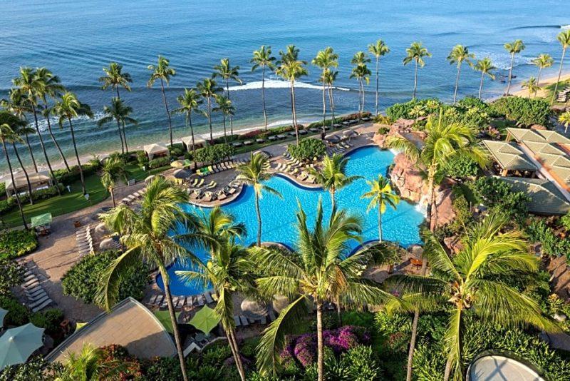 Golfreisen mit INFINITI GOLF - Hyatt Regency Maui Resort Hawaii