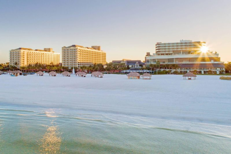 Golfreisen INFINITI GOLF - Marriott Marco Island Florida