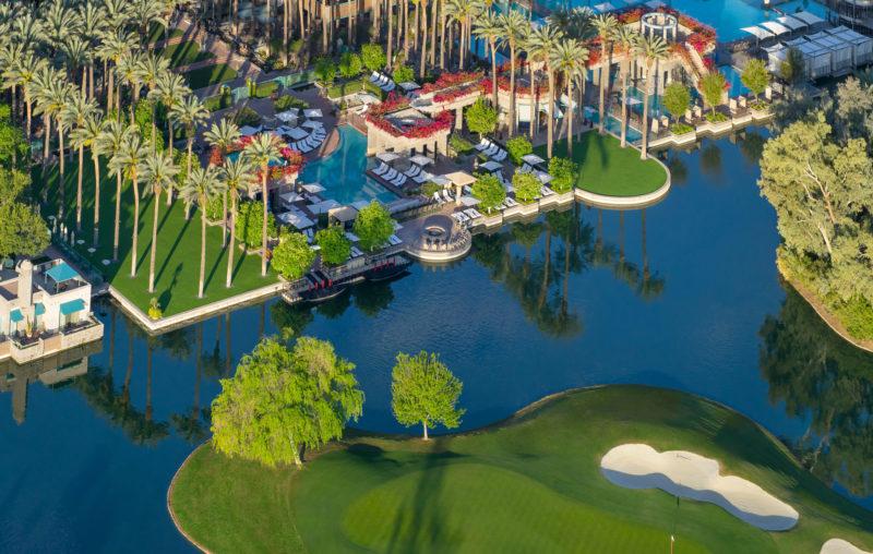 Golfreisen mit INFINITI GOLF - Hyatt Regency Scottsdale Arizona USA