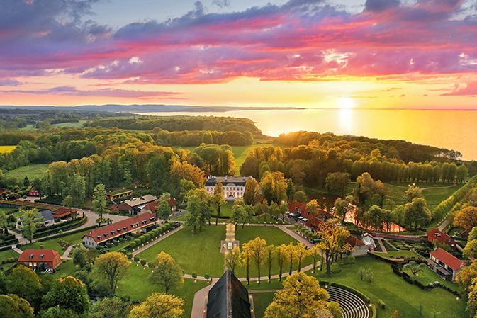 Golfreisen mit INFINITI GOLF - Weissenhaus Norddeutschland