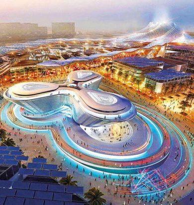 Golfreisen mit INFINITI GOLF - Dubai Expo Paket